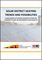 SOLAR DISTRICT HEATING TRENDS AND POSSIBILITIES