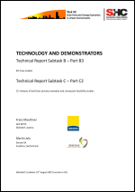 Technology and Demonstrators